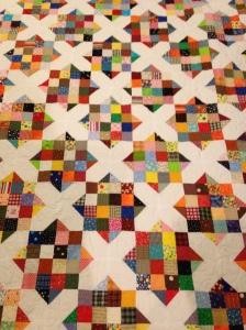 customer quilt stars